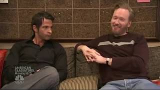 "Conan Travels - ""Getting to know Jordan Schlansky"" - 09/01/2008"