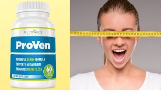The Best Natural Weight Loss Supplements : ProVen Supplement Review
